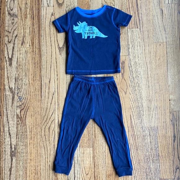 Carters Baby Boys 2 Piece PJ Set Baby